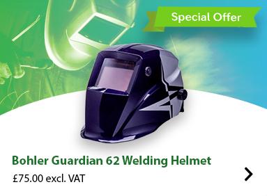 Bohler Guardian 62 Welding Helmet