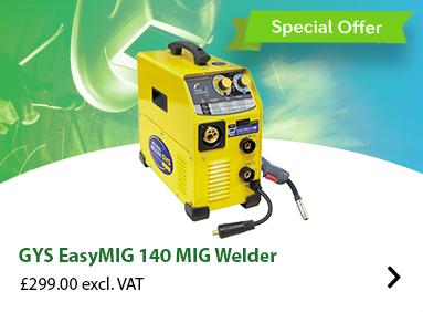 GYS EasyMIG 140 MIG Welder