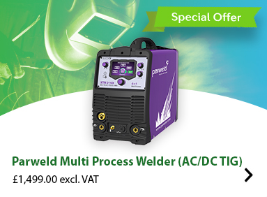Parweld XTM 211DI Multi Process Welder