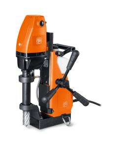 Look here at this Mag Drill from Fein. This Mag Drill is also known as the Fein KBB 38mm Mag Core Drill.All Rotabroach and Magdrill HSS Cutters and Mag Drill Bits fit this machine.