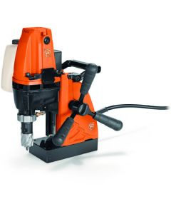 Look here at this Mag Drill from Fein. This Fein Mag Drill is also known as the Fein KBE 30mm Mag Core Drill. All Rotabroach and Magdrill HSS Cutters and Mag Drill Bits fit this machine.