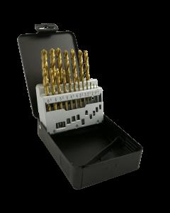 HSS Titanium Drill Bit Kit