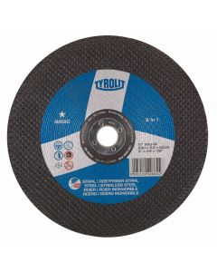 "Tyrolit 9"" 230MM x 1.9MM 1 Star Cutting Disc"