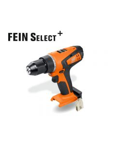 Here you see a Cordless Drill/Driver from Fein. Also know as the Fein ABSU 12 Q Select. All HSS Drill Bits fit this machine.