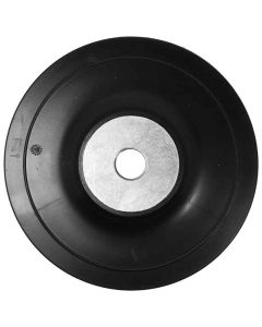 ABRACS FIBRE SANDING DISCS 100MM X 120 GRIT ALUMINIUM OXIDE - PACK OF 25
