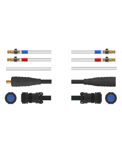 Cebora Bravo Water Cooled Interconnecting Cable