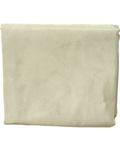 See here a welding blanket 2mtr x 900 made of Silicate Fibre. This is suitable for the surrounding area when conducting hot works. Spatter resistant and flame retardant as well as being flexible.