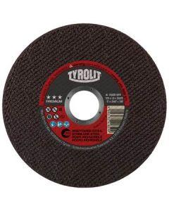 Tyrolit 3* 115MM x 1MM Cutting Disc - Bucket of 100 + With Free Hat & Travel Mug