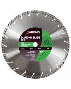 230MM DIAMOND BLADE - HARD MATERIALS