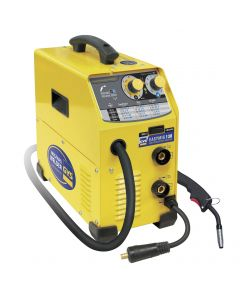 GYS EasyMIG 130 MIG Welding machine with torch and earth clamp