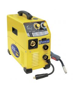 GYS EasyMIG 140 MIG Welder with torch and earth clamp