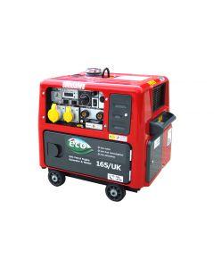 Shindaiwa ECO 165-2 Petrol Welder Generator