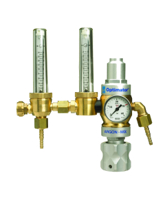 Optimator ll 30L Gas Saving Regulator Two Outlet For Use With Backing Gas