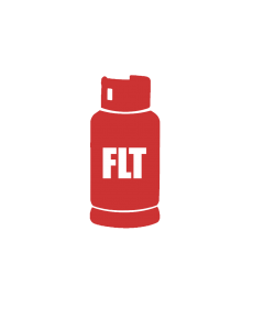 Here you will see a Welding Supplies Direct 18kg propane gas cylinder (bottle). This propane cylinder refill is for LPG forklift trucks. the FLT Bottle is designed to be laid on its side and has a special fitting so that it can only be used on a LPG forkl