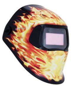 3M Speedglas 100 Welding Helmet 3/8-12 Blaze