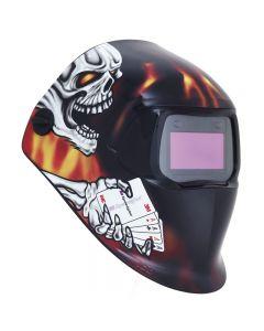 3M Speedglas 100 Welding Helmet 3/8-12 Aces High