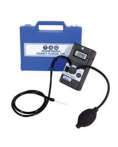 Oxygen Analyser/Purge Meter