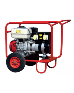 Harrington HRP35D 3.5kW (4.4kVA) Dual Voltage Petrol Generator