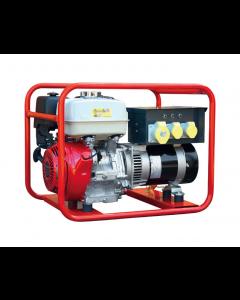 Harrington HRP40D 4kW (5kVA) Petrol Generator