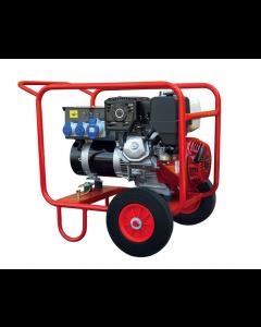 Harrington HRP60D 6kW (7.5kVA) Petrol Generator