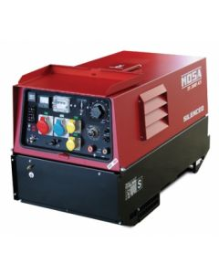 This is an image of a Mosa TS300 Diesel Generator Welder