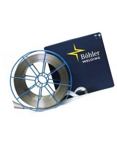 This is an image of a Bohler CM-2 Ti-FD Flux Cored MIG Wire