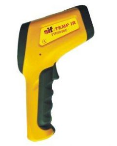 This is an image of a This is an image of a SIF Temp Mini IR Thermometer