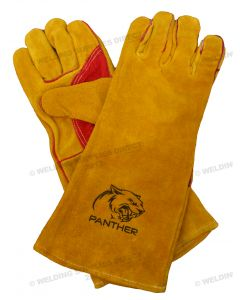 This is an image of a Panther Welding Gauntlets
