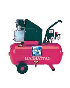 FIAC Manhattan Direct Drive Lubricated 1.52HP 24 Ltr 110V Air Compressor - Premier Finance
