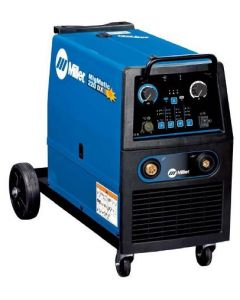 Miller Migmatic 220 MIG Welder with MB25 Torch and regulator