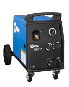 Miller Migmatic 175 MIG Welder with MB15 torch and regulator