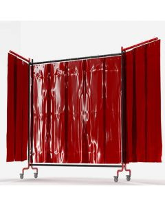Defender 500 Welding Curtain and Frame