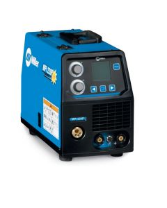 Miller MPI 220P Pulse Synergic MIG Welder with MB25 Torch and regulator