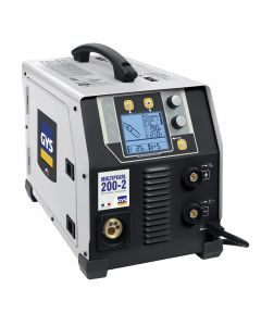 GYS Multi Pearl 200-2 Compact Synergic MIG Welder