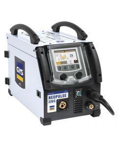 GYS Neopulse 220C MIG Welding Machine