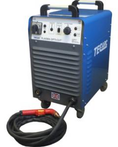 Tec Arc Opti Cut 125 Plasma Cutter - 3 Phase