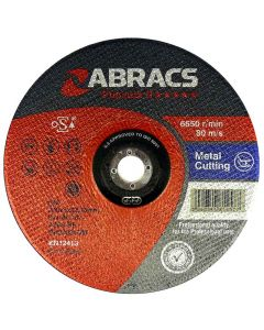 ABRACS 100MM X 1.0MM X 16MM PHOENIX EXTRA THIN CUTTING DISC