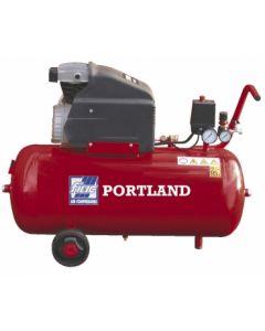 FIAC Portland Direct Drive Lubricated 1.5HP 50 Ltr 110V Air Compressor - Premier Finance