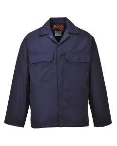 Portwest Welding Jacket Bizweld Material Jacket Flame Resistan