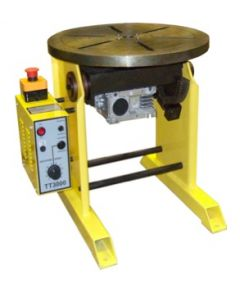 Tec Arc TT1000 Precision Dual Voltage Welding Turntable - 0.1RPM - 5RPM / 100KG Max Load