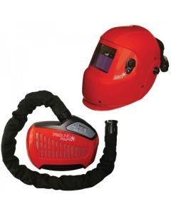 SWP Proline PAPR - Air fed Welding Helmet with Bag