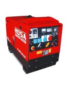 Mosa CS 350 KSX - CC/CV VRD Super Silenced 350A Diesel Generator Welder