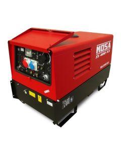 Mosa TS 400 KSX/EL Super Silenced 400A Diesel Generator Welder