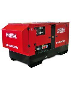 Mosa DSP 2X400 PSX CC/CV Multi Process Water Cooled 2X400A Diesel Generator Welder