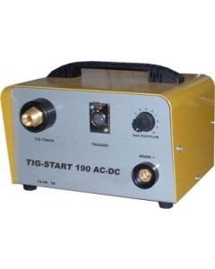 Tec Arc TIG 190 High Frequency AC/DC TIG Box