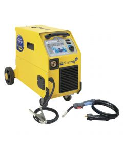GYS SmartMIG 162 MIG Welder with torch and earth clamp