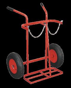 Caddy Style Cylinder Trolley