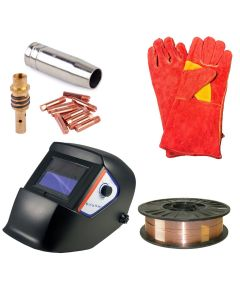 Standard MIG 'Ready to Weld' Package - MB15 // 15KG