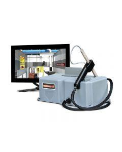 Virtual welding simulator