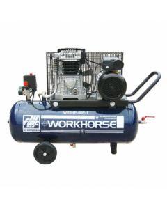 FIAC Workhorse Belt Drive 3HP 100 Ltr 230V Air Compressor - Premier Finance